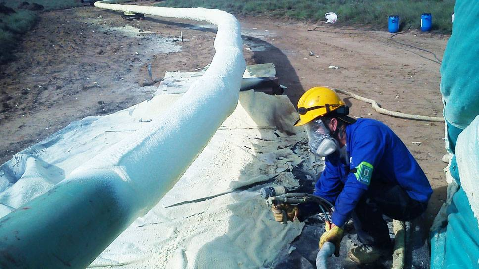 Recubrimiento para oleoductos